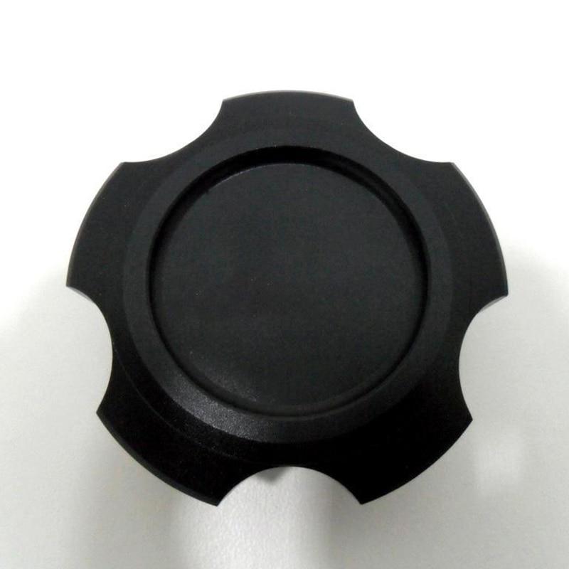 NEW Blcak Aluminium Engine Oil Filler Caps Cover Plug for Subaru WRX - Bahagian auto - Foto 3