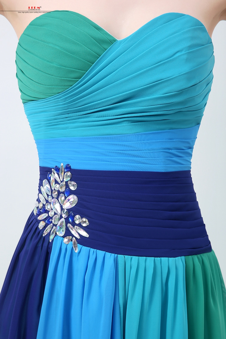 Robe demoiselle dhonneur2017 chiffon crystal aline turquoise robe demoiselle dhonneur2017 chiffon crystal aline turquoise bridesmaid dresses long plus size cheap bridesmaid dressunder 50 in bridesmaid dresses from ombrellifo Choice Image