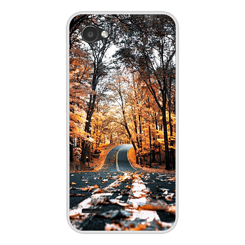 Image 5 - FOR LG Q6 Case Cover FOR Fundas LG Q6 Alpha Q6A M700 Phone Silicone FOR LG Q6 Plus X600 Q 6 Mobile Cases Soft Back TPU-in Fitted Cases from Cellphones & Telecommunications