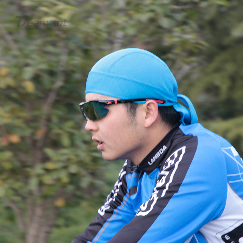 Utomhus Snabb Torka Ren Cykling Keps Huvudduk Huvudduk Huvudband - Cykling - Foto 6
