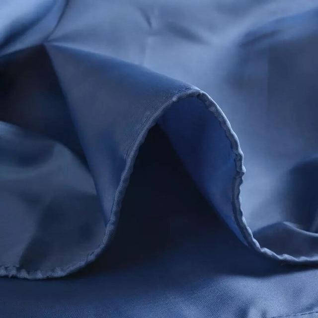 XYZLS Europa Einfarbig Duschvorhang Polyester Wasserdichte Milewproof Verdicken Bad Vorhänge mit Haken Badezimmer Produkte
