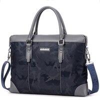 VORMOR 2019 Men Casual Briefcase Business Shoulder Bag Oxford Messenger Bags Computer Laptop Handbag Bag Men's Tote
