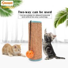 VOVOPET Pet cat scratch pad Protecting furniture Foot Chairs Large Size Natural Sisal Cats Scratcher Board Cat Scratching Mat