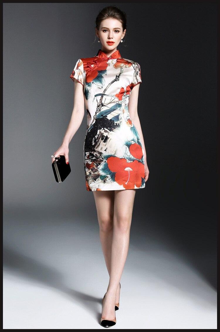 Ամառային զգեստի ամենաբարձր որակը - Կանացի հագուստ - Լուսանկար 3