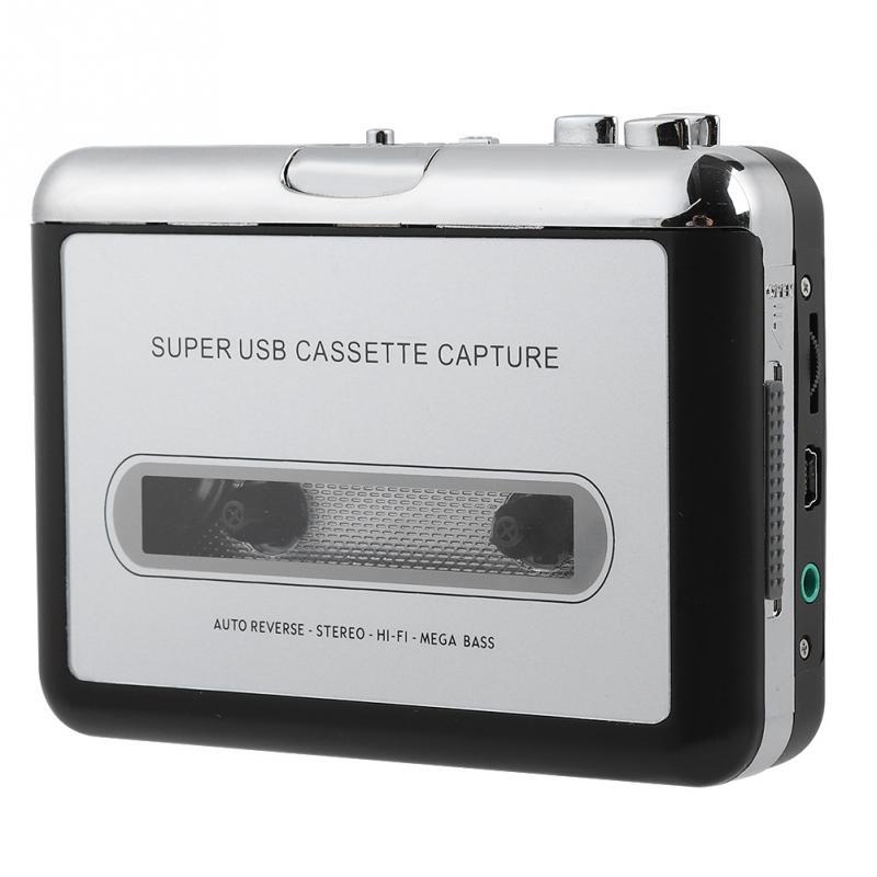 Cassette & Spieler Sinnvoll Kassette Player Usb Kassette Zu Mp3 Converter Capture Audio Musik-player Konvertieren Musik Auf Band Zu Mp3/für Ipod /cd So Effektiv Wie Eine Fee Unterhaltungselektronik