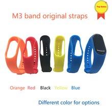 Bracelet for Xiaomi Mi Band 3 Sport Strap watch Silicone wrist strap For xiaomi mi band accessories bracelet Miband Straps
