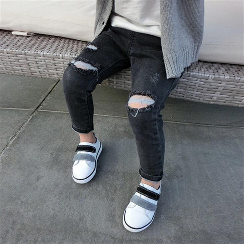 Children-Jeans-Boys-Jeans-Fashion-Holes-Design-Kids-Pants-Girls-ripped-skinny-jeans-Spring-Autumn-baby-girl-straight-Trousers-3