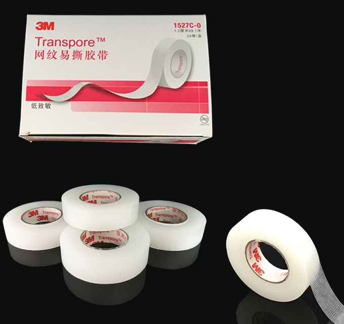 Surgical tape for lifting breasts