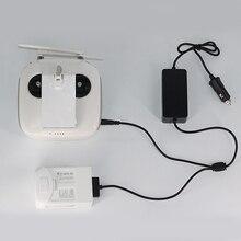 Интеллектуальный Контроллер Батареи Автомобильное Зарядное Устройство 6А Быстро Зарядки Зарядное Устройство для DJI Phantom 4/4 PRO (плюс)/4 Дополнительно (плюс)