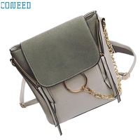 Fashion Backpacks Charming Nice CONEED Women Fashion School Style Travel Satchel School Bag Backpack Bag May22
