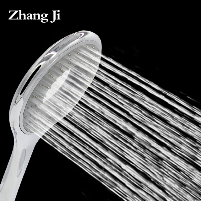 Unique design hollow out showerhead bathroom round water ...