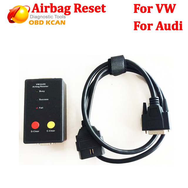 2016 New Arrival BD2 VAG Airbag Reset for Audi also for VW Free Shipping with The Best Price