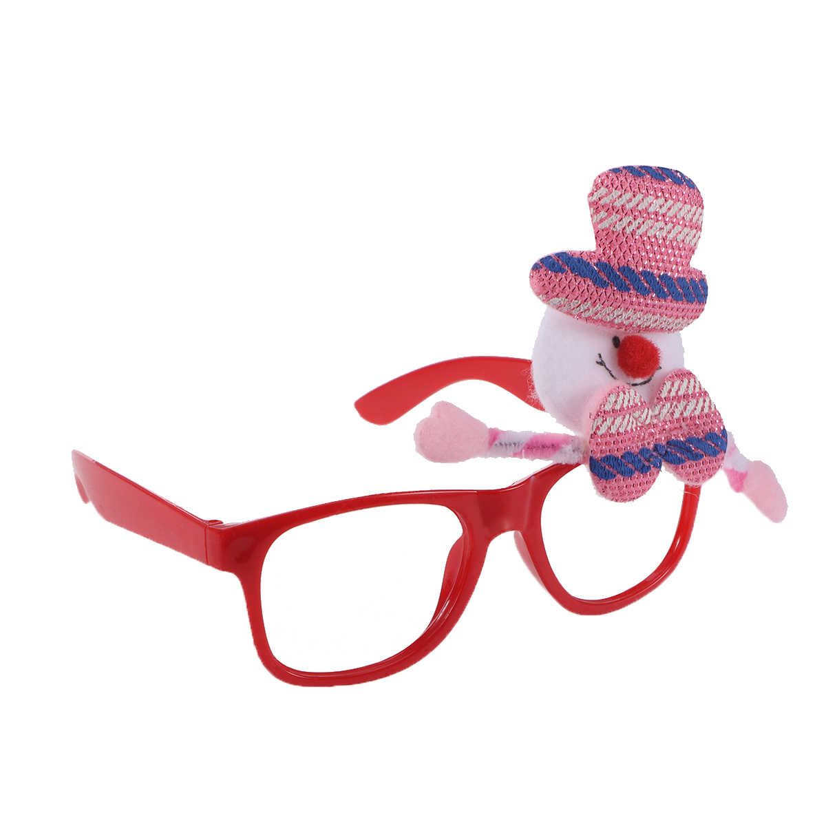 Christmas Fancy Dress Funny.Christmas Fancy Dress Funny Glasses Frame Snowman With Small Hands Costume Ornaments Party Decoration Gifts Glasses