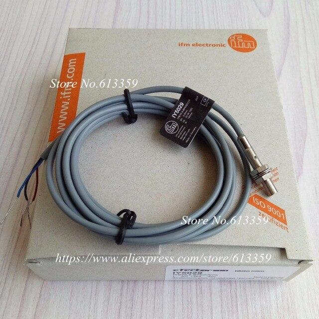 Interruptor de proximidad IY5029 M5 PNP sin IFM, Sensor inductivo, alta calidad