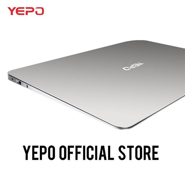 YEPO 737 S 13.3 дюймов ноутбуки Intel Cherry Trail 4 ядра ноутбук 4 ГБ Оперативная память 128 ГБ EMMC FHD Экран bluetooth 4.0 Gen8 HD Тетрадь