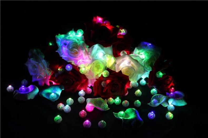 świetlna balonowe okrągły RGB 6