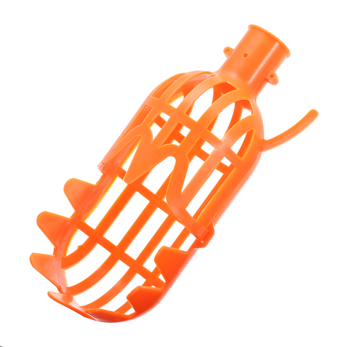 1pcs Plastic Fruit Picker Without Pole Small Fruit Catcher Orange Gardening Convenient Picking Tool Mayitr