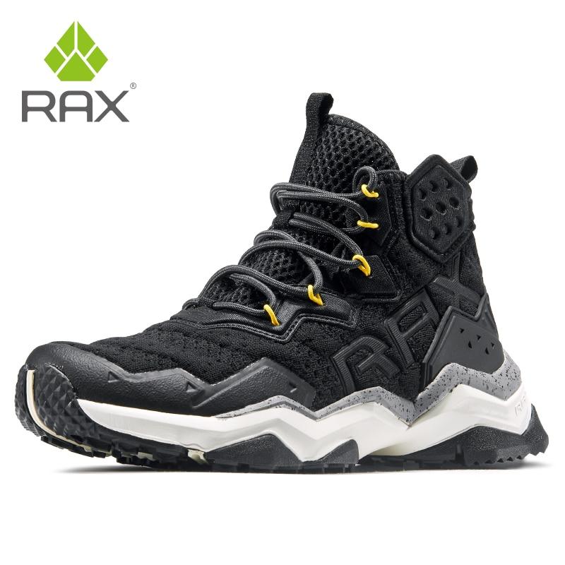 Rax nouveaux hommes chaussures de randonnée en plein air bottes de montagne Trekking bottes unisexe respirant sport baskets hommes Trekking chaussures baskets hommes