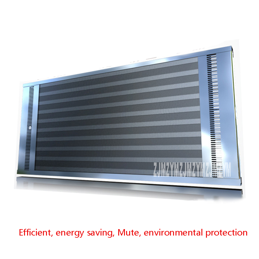 ZY 6000W электрический радиатор отопления Дальний инфракрасный нагреватель Электрический радиатор отопления инфракрасный обогреватель 6000 Вт
