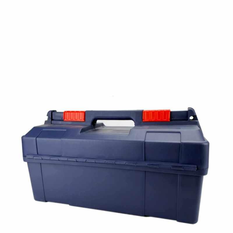 Аппаратный ящик для инструментов двухъярусная подставка для дома многофункциональная автомобильная коробка с инструментами контейнер для инструментов большой пластиковый ящик для инструментов
