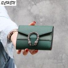 Women's wallet short Purses Tassel Fashion Coin Purse Card Holder Wallets Female High Quality Clutch Bag PU Leather Wallet 484