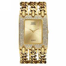 2017 Nouvelle Mode Horloges Vrouwen Bracelet Montre À Quartz Femmes Lady Robe Montre-Bracelet Cadeau Boîte Libèrent Le Bateau