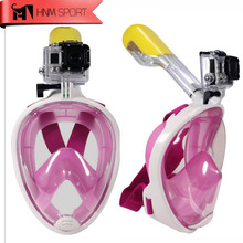 Full Face Snorkeling Diving Mask