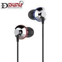 DUNU TOPSONIC TopSound TITAN1 TITAN 1 Titan 1 Titanium Diaphragm Dynamic High Fidelity Quality Inner Ear Earphones