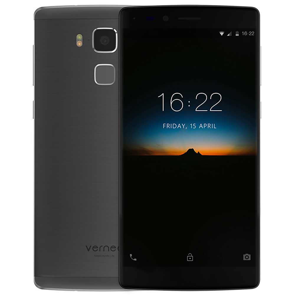 5.5 inch Vernee Apollo Lite Smartphone Android 6.0 MTK6797 ...