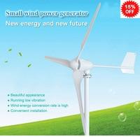 1000w 1kw Wind Turbine Power Generator 3 Phase Ac 48v 3 Blades Max Power 1050w