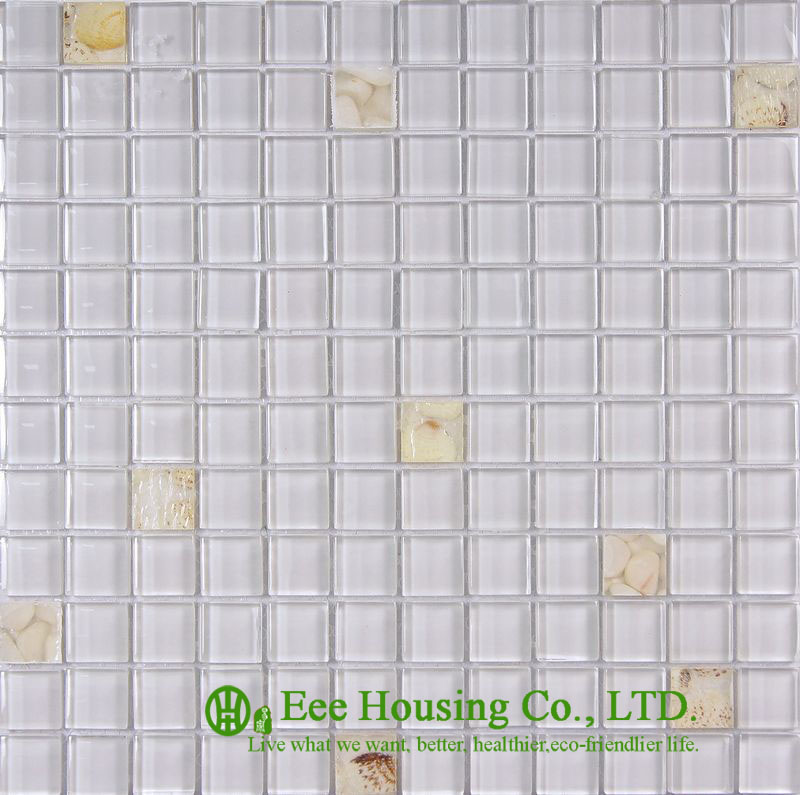 Washable And Durable Shell Series Mosaic Tile Factory In China For Apartment /Villa/ Hotel