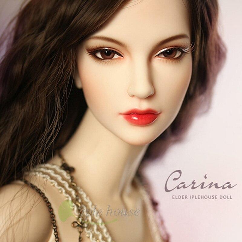 New Iplehouse IP eid Carina bjd sd doll 1/3 body model reborn girls High Quality resin toys free eyes shop soom fashion
