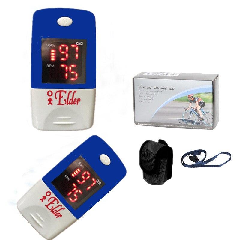 Распродажи cms50l бытовые здравоохранения Монитор Диагностический Инструмент Пульсоксиметр измерения SPO2 Частота пульса метр