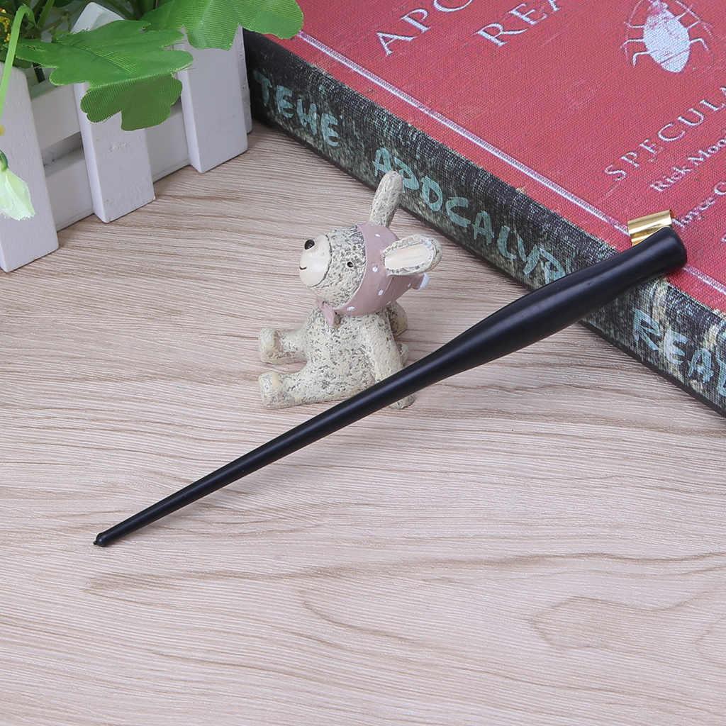 ภาษาอังกฤษ Copperplate Script Antique DIP ปากกา Oblique ตัวอักษรผู้ถือปากกา