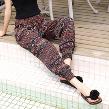2019 hot women's taro flower wholesale summer ladies cotton