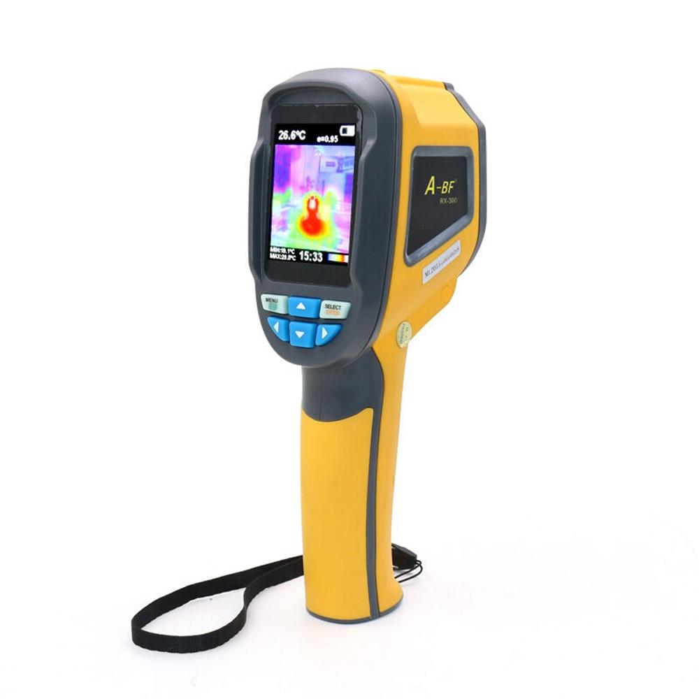 A-BF RX-300 RX-500 hordozható infravörös hőmérő kézi - Mérőműszerek - Fénykép 4