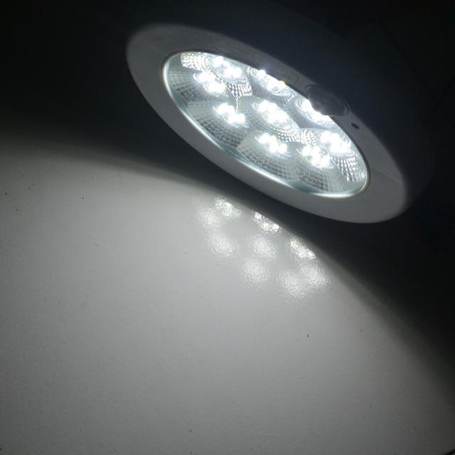 Jiawe 7w white led pir motion sensor ceiling panel light body jiawe 7w white led pir motion sensor ceiling panel light body induction aisle balcony kitchen bathroom aloadofball Images