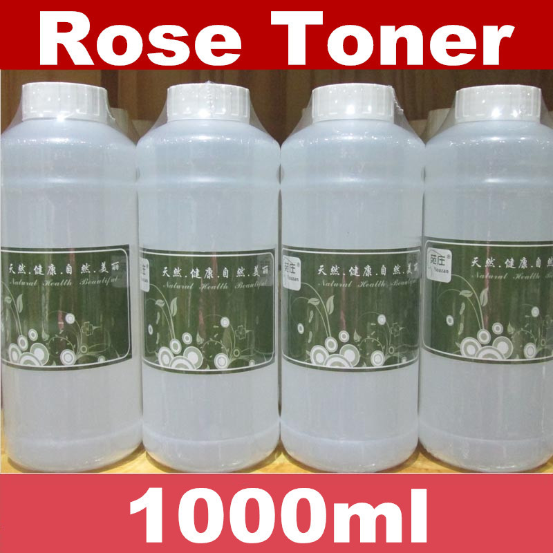 1KG Skin Care Rose Toner Moisturizing Oil Control Hydrosol Floral Mask Powder Mix Water Whitening 1000ml Hospital Equipment yatour car adapter aux mp3 sd usb music cd changer 6 6pin connector for toyota corolla fj crusier fortuner hiace radios
