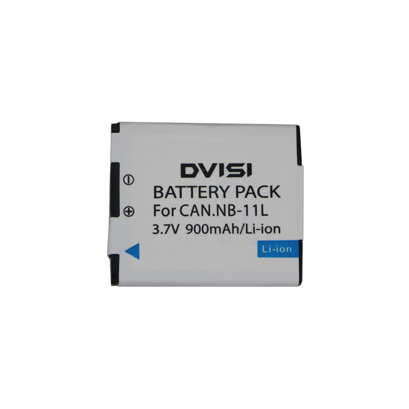 Frugal 3.7v 900mah Nb-11l Camera Battery For Canon A2600 A3500 A4000is Ixus 125 132 140 240 245 265 155 Hs A2300 Is A2400 Is A2500 To Clear Out Annoyance And Quench Thirst