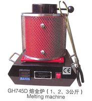 Gold Melting Furnace Machine 1kg Casting Refining Precious Metals Melts Gold Silver Copper Tin Aluminum