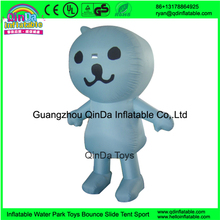 Outdoor Air Advertising inflatable walking mascot,inflatable costume,inflatable cartoon