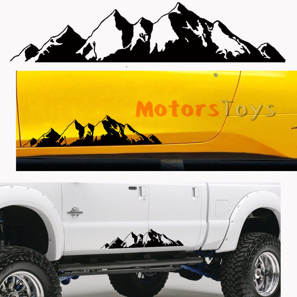 Mountain Car PromotionShop For Promotional Mountain Car On - Cool decals for trucks