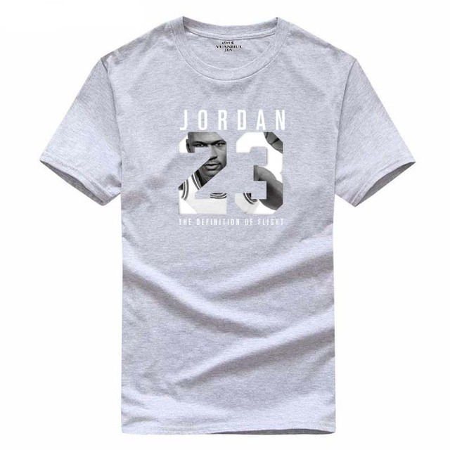 1c00ceb98a7309 23 Men T Shirts Short Sleeve Summer T-Shirts Men Fitness Joggers Quick Dry Tees  Male Cool Breathable Tops