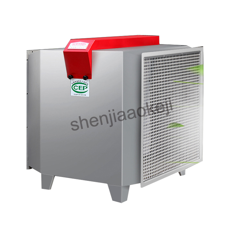 1pc Fume Purifier Restaurant Hotel Kitchen Equipment Commercial Catering Integrated Machine Fume Separation Filter 4000-6000m3/h1pc Fume Purifier Restaurant Hotel Kitchen Equipment Commercial Catering Integrated Machine Fume Separation Filter 4000-6000m3/h
