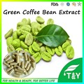Green Coffee Bean Extract Capsules 500mg*50pcs