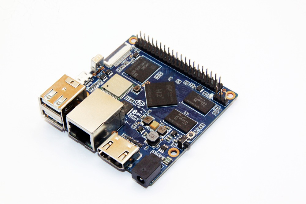 H2+ Quad-Core MiNi A7 SoC BPI-M2 Plus Banana Pi M2+ development board недорого