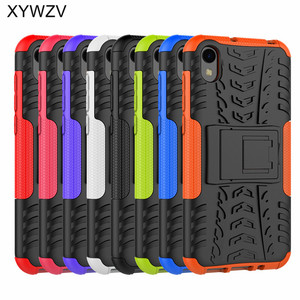 Image 5 - Huawei Honor 8s Case Shockproof Cover Armor Soft PU Silicone Rubber Hard PC Phone Case For Huawei Honor 8S Back Cover Honor 8S