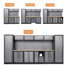 China Manufacturing Factory Direct Multi-function Workstation Combination Tool Cabinet