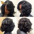 Malaysia bouncy curly hair weave bundles for sale rosa hair products malaysian Aunty Funmi hair Spiral Curl malaysia Fummi hair