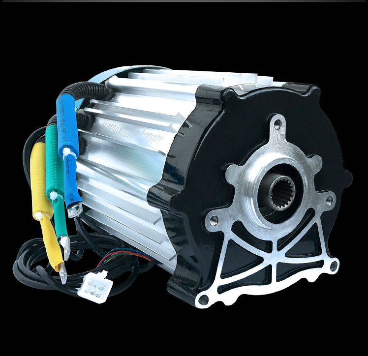 60V72V1200W1500W2000W DC Permanent Magnet Brushless Differential Motor Electric Vehicle/Motor Bicycle/Power Car Accessories 60v1800w 4500rpm permanent magnet brushless dc motor differential speed electric vehicles machine tools diy accessories motor
